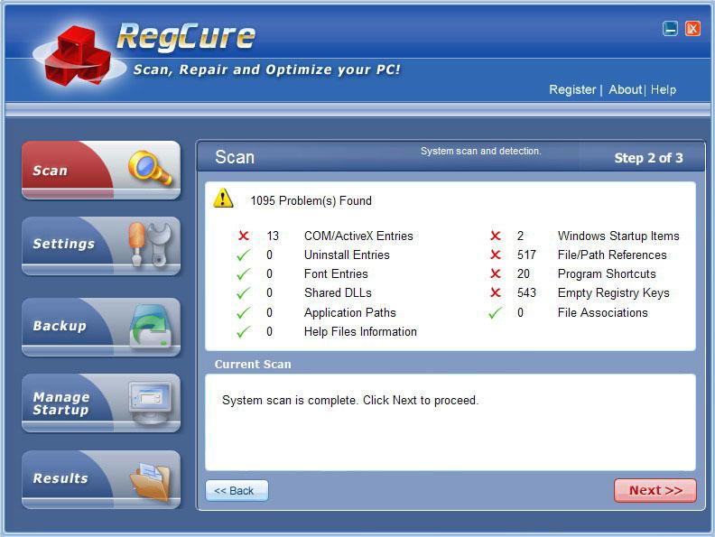regcure_registrycleaner